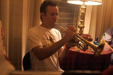Roy Wiegand III —trumpet